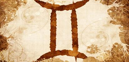 Numerologia, Talisman y Amuleto de Géminis