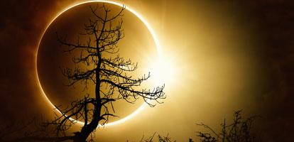 Qué son y cómo nos influyen los eclipses de sol